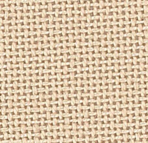 Jobelan is a fairly open even weave which some stitchers prefer because they find it easier to see the holes.