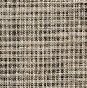 Unbleached linen has a primitive, rustic look with an open weave.