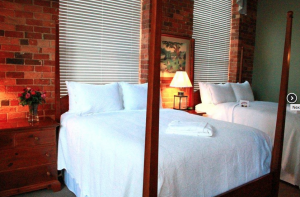 We love the elegant simplicity and focus on comfort you will find at The Brookstown Inn.